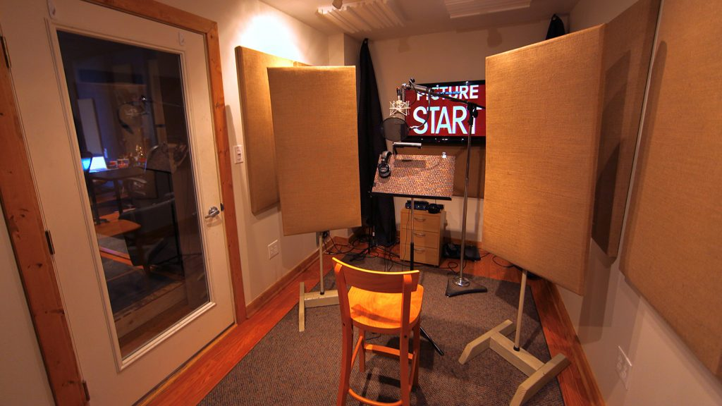 VOCAL/ADR BOOTH