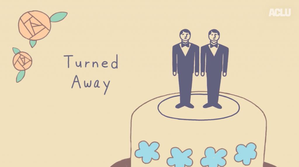 (Short) ACLU Turned Away - Sound Design, Mix
